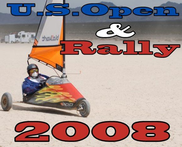 """ 2008 U.S.OPEN & RALLY"", Ivanpah"