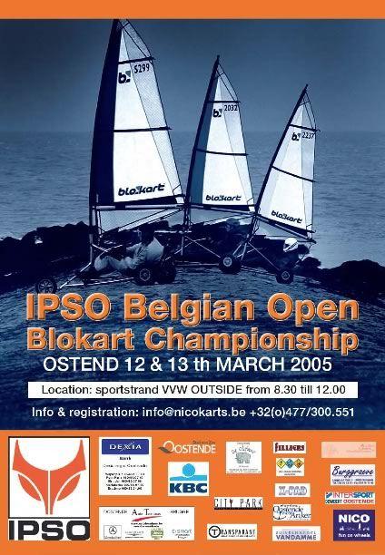 """2005 BELGIAN OPEN"", Ostende"