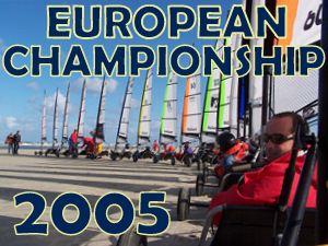 """2005 EUROPEAN CHAMPIONSHIP"", Saint-Malò (FRA)"