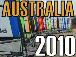 """""""2010 AUSTRALIAN OPEN"""", Yapoon."""